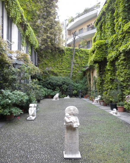 In Cortile -